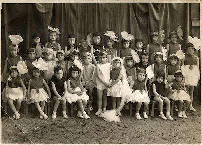 Ecole Anatole France-Bois-du-Verne, années 50 (collection musée)