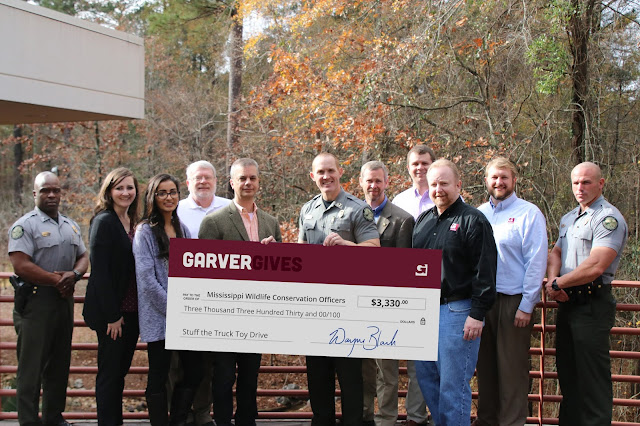 GarverGives contribution boosts hospital drive