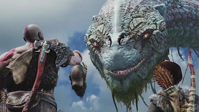 GOD OF WAR 4 KRATOS Story Trailer 2018