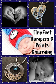 Mother and Baby Hampers, Mother and Baby Gifts, Imprint Jewellery