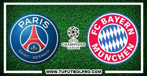 Ver PSG vs Bayern Múnich EN VIVO Por Internet Hoy 27 de Septiembre 2017