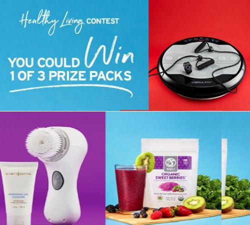 TSC Healthy Living Contest