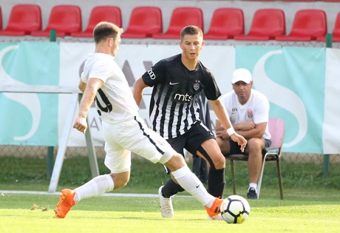 Zlatan je novo zlato Partizana!