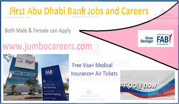 First Abu Dhabi Bank (FAB) Jobs and Careers 2020 Global Recruitment