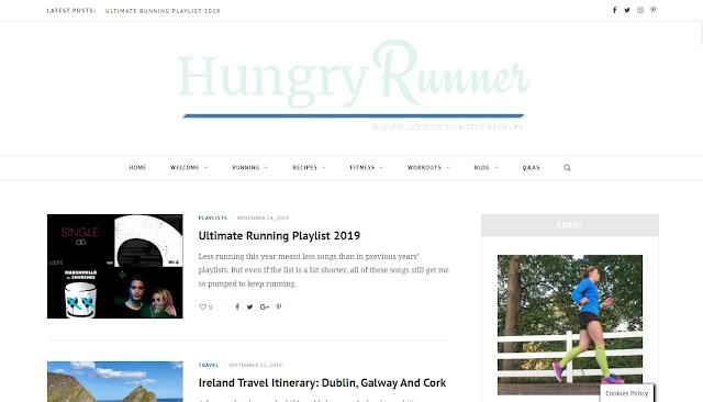 Hungry Runner