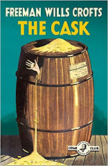 The Collins Crime Club edition of The Cask