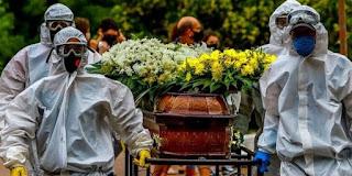 Brasil atinge marca de 500 mil mortes por Covid-19