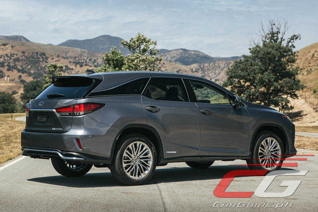 Lexus Philippines is Set to Introduce the Three-Row 2020 RX