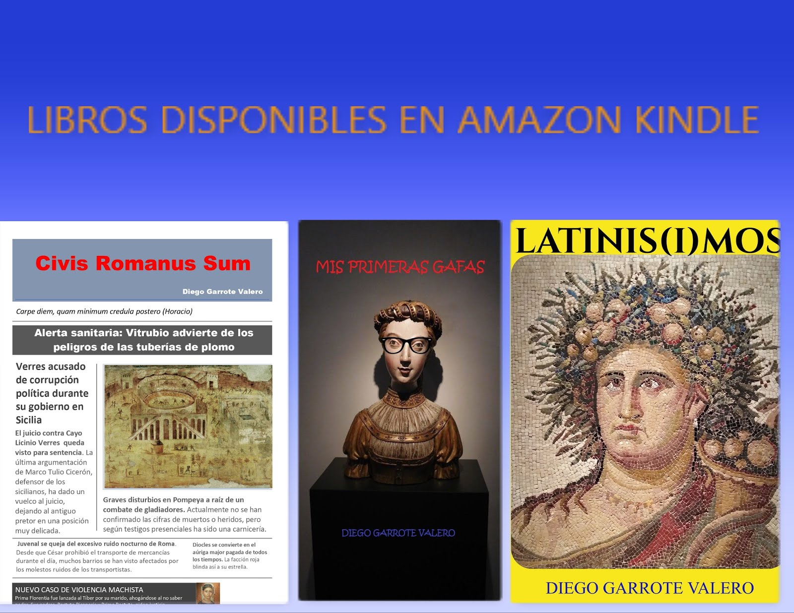 LIBROS EN AMAZON KINDLE
