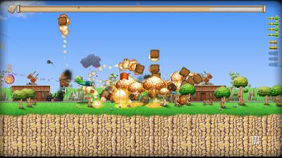 Rogue Aces Game Screenshot 1