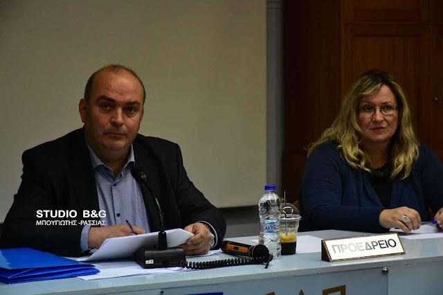 Υπερψηφίστηκαν ο Οικονομικός και Διοικητικός απολογισμός της ΕΠΣ Αργολίδας