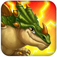 Download Dragons World v1.98616 MOD APK (Many HP)