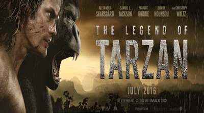 Sinopsis Film The Legend of Tarzan 2016