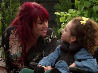 Rachel and Isla