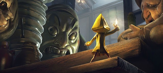 Bandai Namco has started giving away Little Nightmares for PC