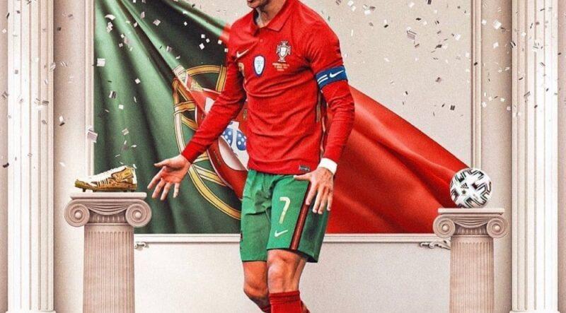 Cristiano Ronaldo ya karya Dadadden tarihin Ali Daei na duniya