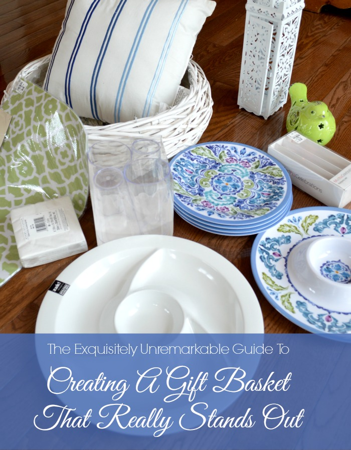 Creating A Gift Basket That Really Stands Out