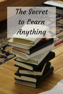 The Secret to Learn Anything