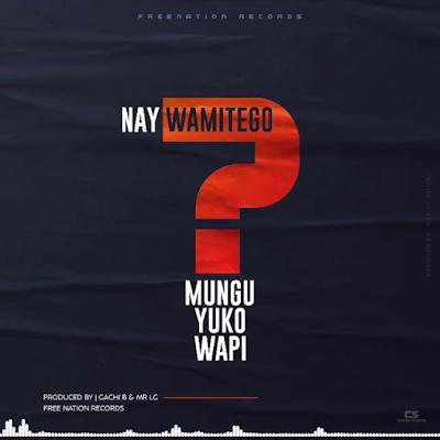 AUDIO : Nay Wa Mitego Ft Shamy - Mungu Yuko Wapi : Download Mp3