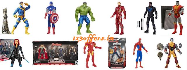 ac66d3976dc amazon action figures toys superheroes 50% OFF
