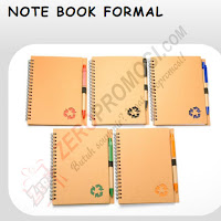 Note book formal (N-809)
