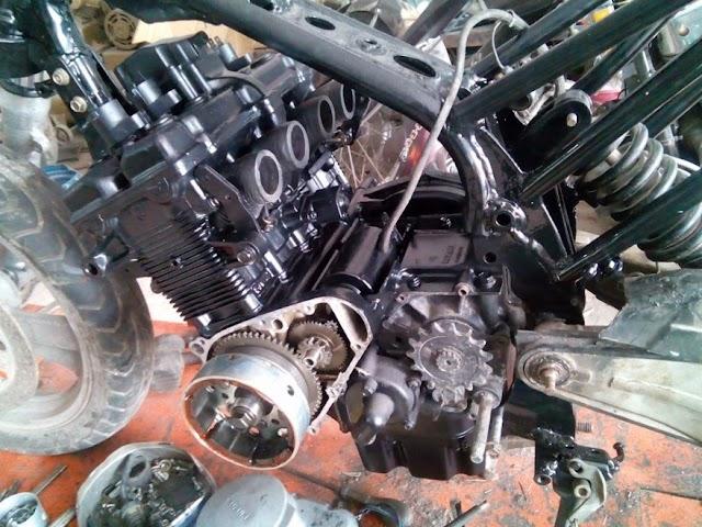 Tips Mengatasi Mesin Motor Overheat