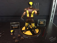Toy Fair 2017 Mezco One:12 Collective Marvel Comics Wolverine