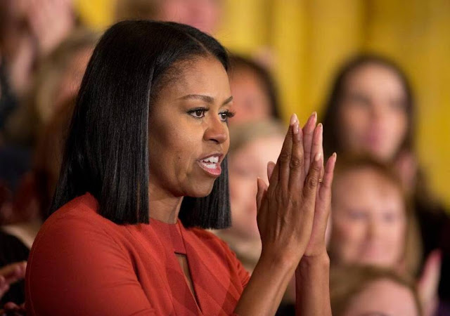 VIDEO Michelle Obama to Muslims, immigrants: 'This country belongs to you'
