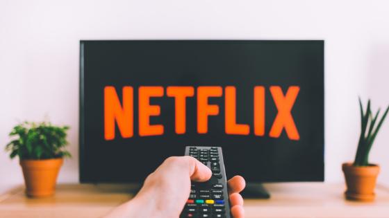 Novo design na Netflix para o Chromecast