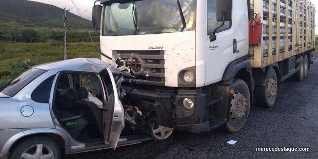 Policial Militar morre em acidente de trânsito no Agreste de Pernambuco