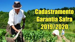 Agricultores paraibanos têm até a próxima sexta para pagar o boleto de adesão do Garantia Safra 2019/2020