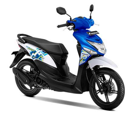 Harga Motor All New Honda BeAT POP eSP Terbaru 2018