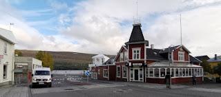 Akureyri, Islandia, Iceland.