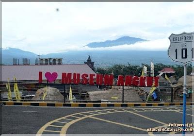 Museum Angkut Batu Malang, Indonesia