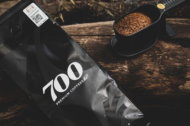 Marca de café premium