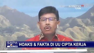 Akibat Ucapan 'Kalau Pemerintah Bilang Hoax, Ya Hoax!', Menkominfo Akhirnya Dibully Netizen
