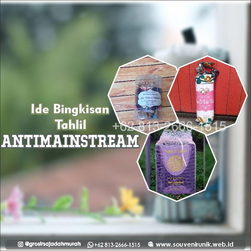 Antimainstream! Rekomendasi Isi Bingkisan Tahlilan   +62 813- 2666-1515