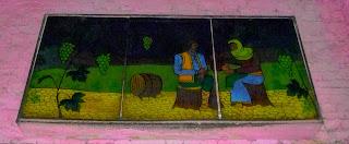 Бахмут. Завод шампанських вин. Підземна картинна галерея