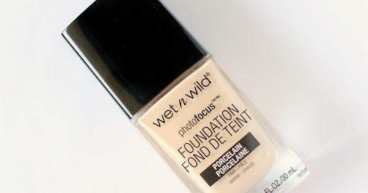 REVIEW | Wet n Wild Photo Focus Foundation