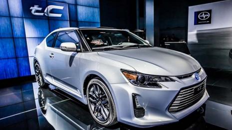 Toyota 2017 Scion Tc Redesign