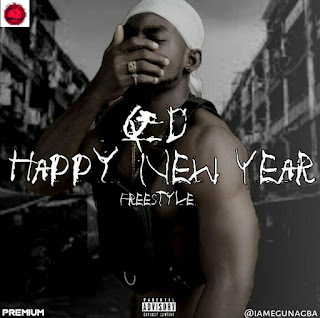 QD - Happy New Year (Freestyle)