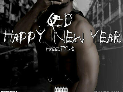 DOWNLOAD MP3: QD - Happy New Year (Freestyle)