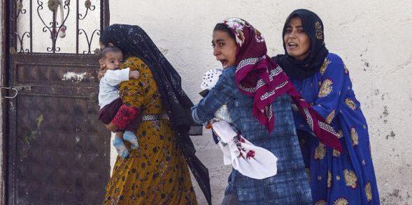 Turquía invade Siria y comienza un genocidio contra el pueblo kurdo