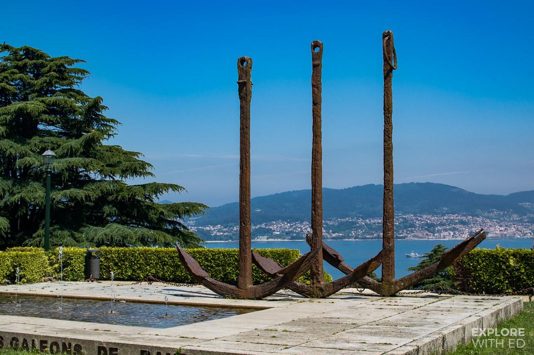 Vigo's naval history