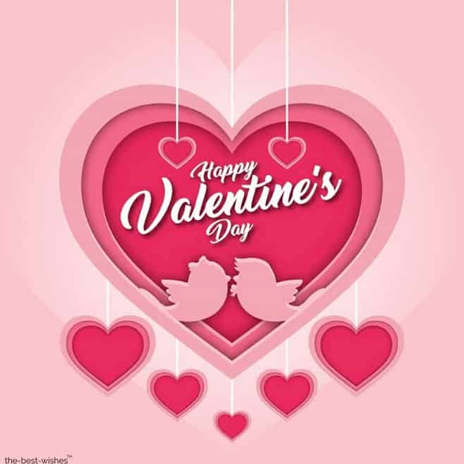 valentine thought for husband