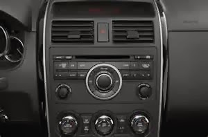 Menguliti system audio Mazda CX-9 yang di jual Rp 800 juta, customer disuguhi ciri-ciri suara audio yang enak didengar karena system audionya memakai speaker Bose yang sohor dalam dunia home audio.
