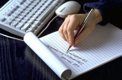 Tips Agar Menulis Lebih Mudah dan Terbiasa