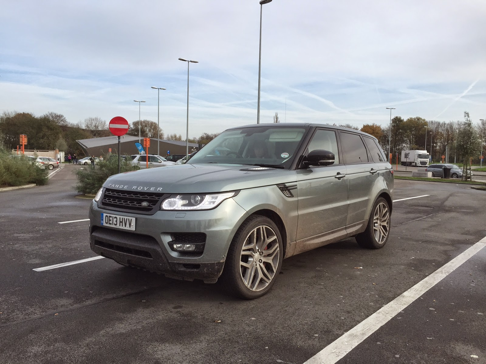 Speedmonkey What s The Range Rover Sport Like For A Family A