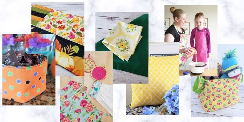 home decorating sewing projects