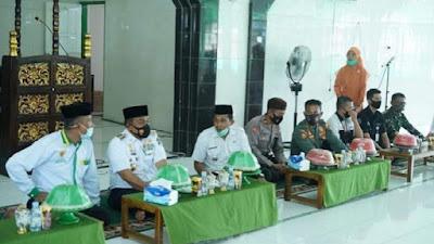 Hore! Insentif Guru Mengaji dan Imam Masjid Cair